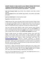 Seçici Kurul Danışman Üyeleri - Arkitera.com