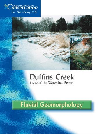 Duffins Creek - Toronto and Region Conservation Authority
