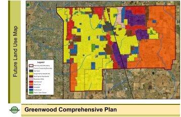 Greenwood Comprehensive Plan - City of Greenwood, Indiana