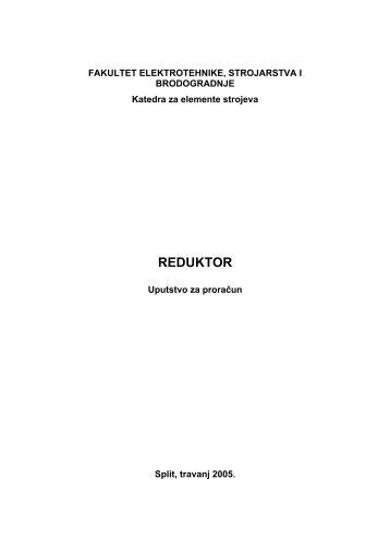 fakultet elektrotehnike, strojarstva i brodogradnje - FESB
