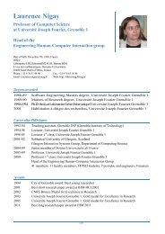 CV in English (PDF) - IIHM