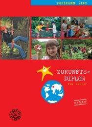 Zukunftsdiplom Kalender 2008 - Was ist das Zukunfts-Diplom für ...