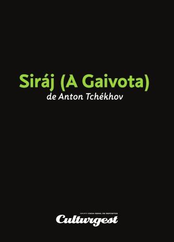 Siráj (A Gaivota) - Culturgest