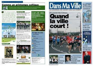 Magazine de Mars 2009 - Saint-Leu-La-Forêt