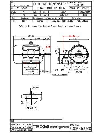 ol ep0304 model 1 teco westinghouse motor company?quality=80 100 [ wiring diagram for teco motor ] skeletons in my closet teco westinghouse motor wiring diagrams 154 at eliteediting.co