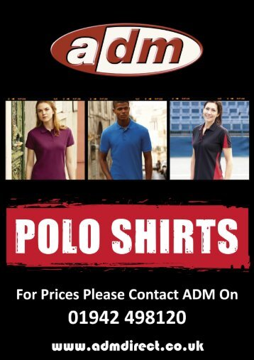 HOT! - ADM Workwear