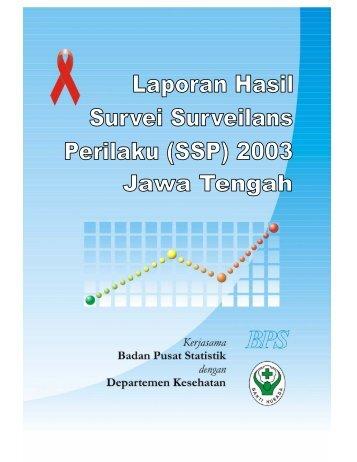iii Laporan Hasil SSP 2003 – Jawa Tengah - Komunitas AIDS ...