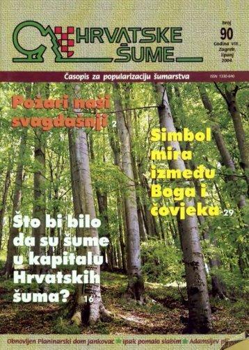Duglazije - Hrvatske šume