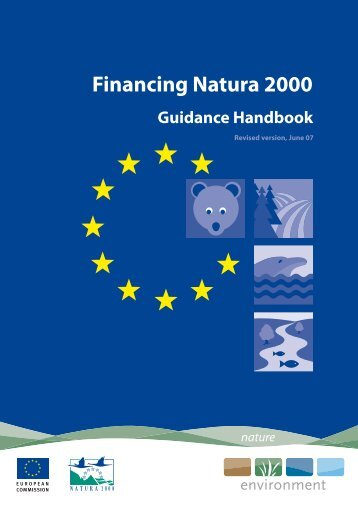 Financing Natura 2000 Guidance Handbook
