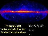 E - Particle Physics