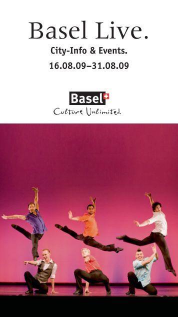 28.8. - 6.9.2009 Musical Theater Basel - Basel Live