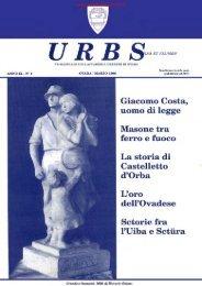Uoro dell'Ovadese La storia di Castelletto d ... - archiviostorico.net
