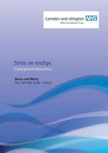 Stres ve endişe nedir? - London Health Programmes