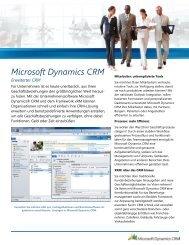 Microsoft Dynamics CRM - Connectiv!
