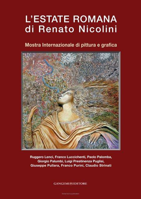 L'ESTATE ROMANA di Renato Nicolini - Archiwatch