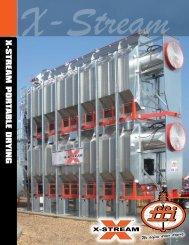FFI X-Stream Dryers