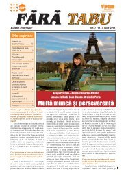 Nr.7 iulie 2011 - Y-Peer