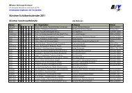 BSV Terminkalender 2.. - sg-haldenstein.ch