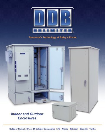 Download V0812 Catalog PDF - DDB Unlimited, Inc.