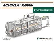 Autoflex 1500HS - Graphic Packaging