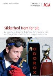 ODOROX® odorized oxygen brochure (PDF 850 KB)