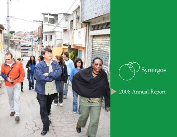 Synergos 2008 Annual Report