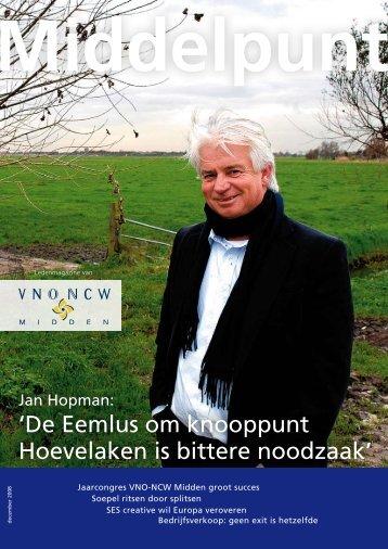 nummer 6, december 2008 - VNO-NCW Midden