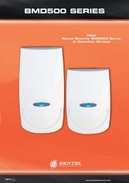 bmd500 series - GTO Security Technologies