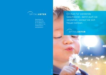 Geschwisterkurs - Spital Uster