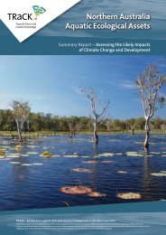 Northern Australia Aquatic Ecological Assets - TRaCK: Tropical ...