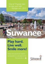 Play hard. Live well. Smile more! - Suwanee, Georgia
