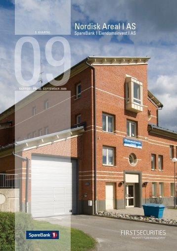 Rapport pr. 30. september 2009 - Swedbank