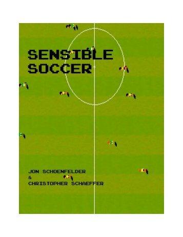 sensible soccer ebook