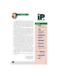Revista IP nº33 - Escola Interativa