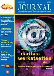 JOURNAL - Caritas Werkstätten