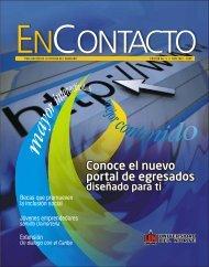 EN CONTACTO 2009.cdr - Universidad del Norte