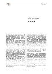 Nudità - Amaltea