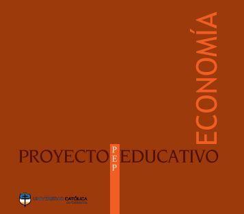 PEP Economía - Universidad Catolica de Colombia