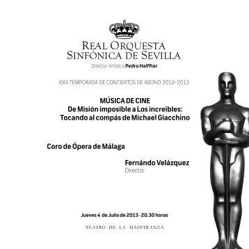 017 Programa de mano Música de Cine 4 de julio ROSS 1213
