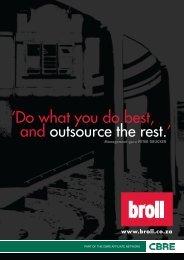 Facilities Management - Broll