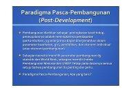 Teori Pasca-Pembangunan.pdf - Kumoro.staff.ugm.ac.id