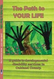 Oakland County Developmental Disability Guide - Waterford School ...