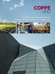 The Alberto Luiz Coimbra Institute for Graduate ... - Coppe - UFRJ