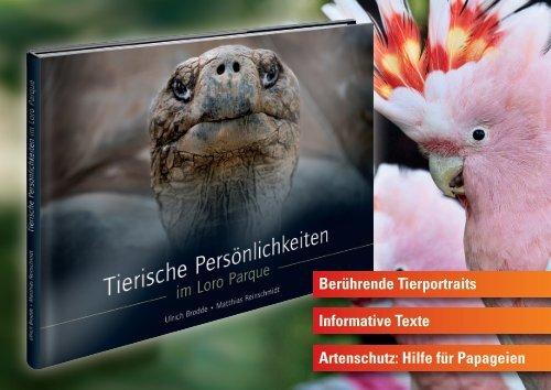 Flyer Loro Parque - TiPP 4 Werbeagentur Verlag