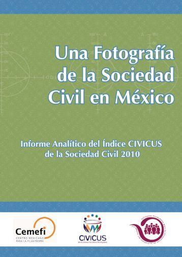 Informe Analítico del Índice CIVICUS de la Sociedad Civil 2010