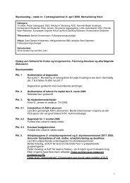 8. april - Århus Ungdommens Fællesråd