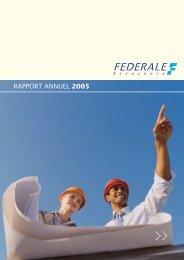 Page 1 >> RAPPORT ANNUEL 2005 Page 2 COMITE DE ...