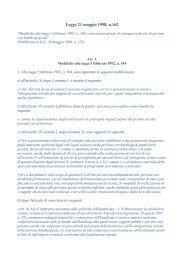 Legge 21 maggio 1998, n.162 - Diversamente Onlus