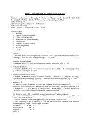 Zápis z 2. jednání Rady ČT v roce 2011