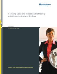 Reducing Costs and Increasing Profitability with Customer ...